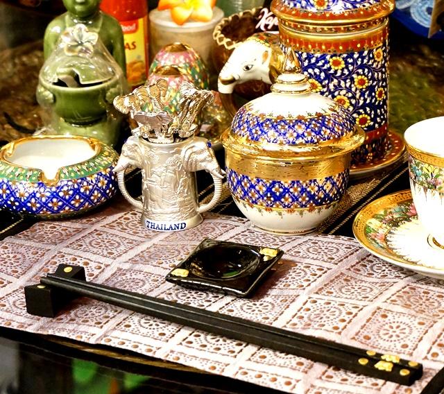アジアンなお箸のセット