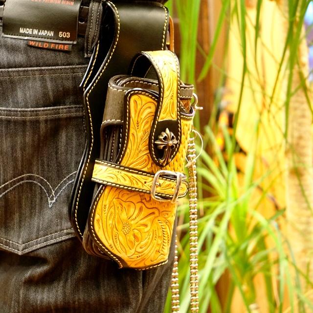 財布ホルダー/革製ウォレットホルダー