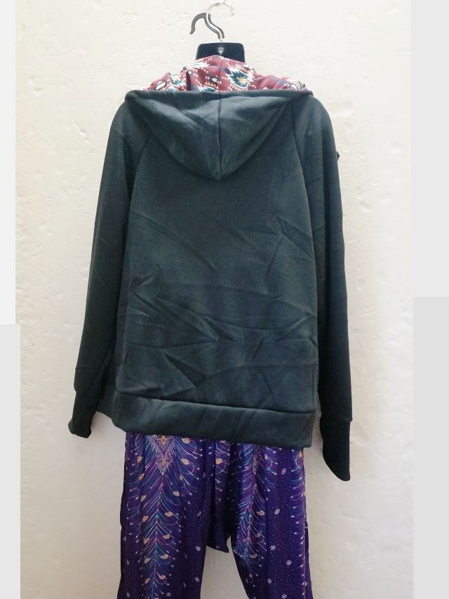 パーカー/エスニック・アジアンファッション