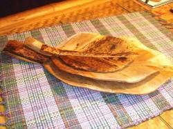 バナナリーフ皿