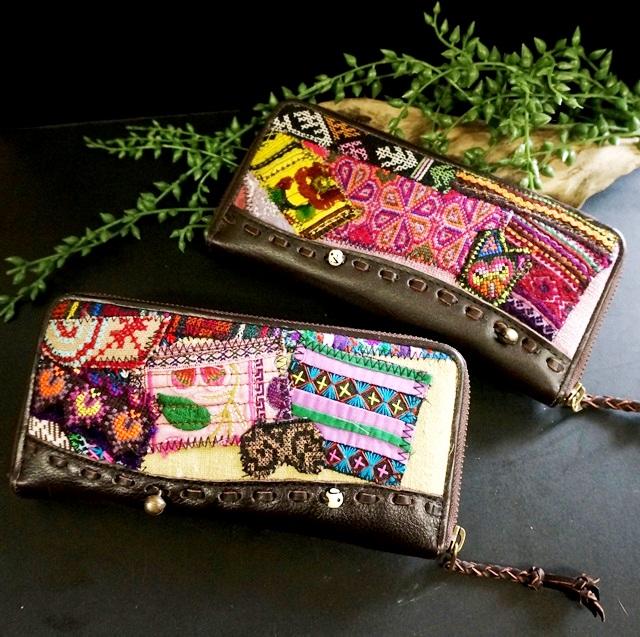 モン族長財布