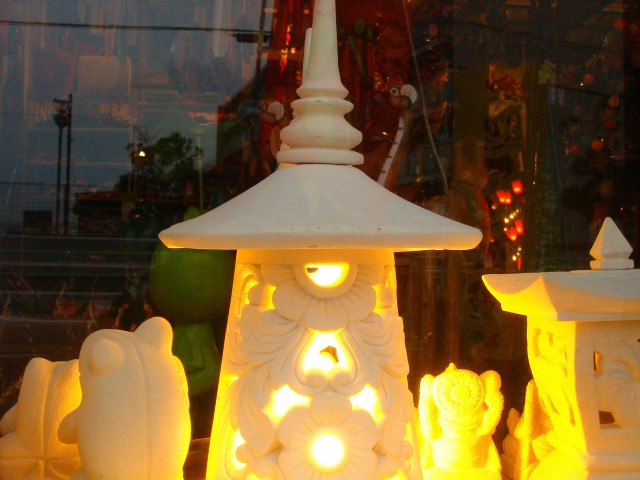 ランプ/ライムストーン