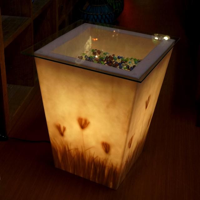 アジアンランプ/テーブル型ランプ照明