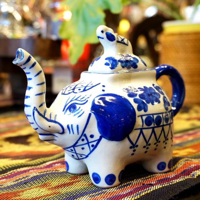 タイのキッチン雑貨/象さんモチーフ