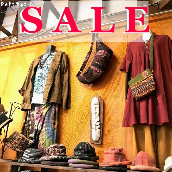 SAJE! 冬物衣類30~70%OFF!