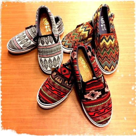 足元もアジアンファッションで/靴・ブーツ/エスニックファッション