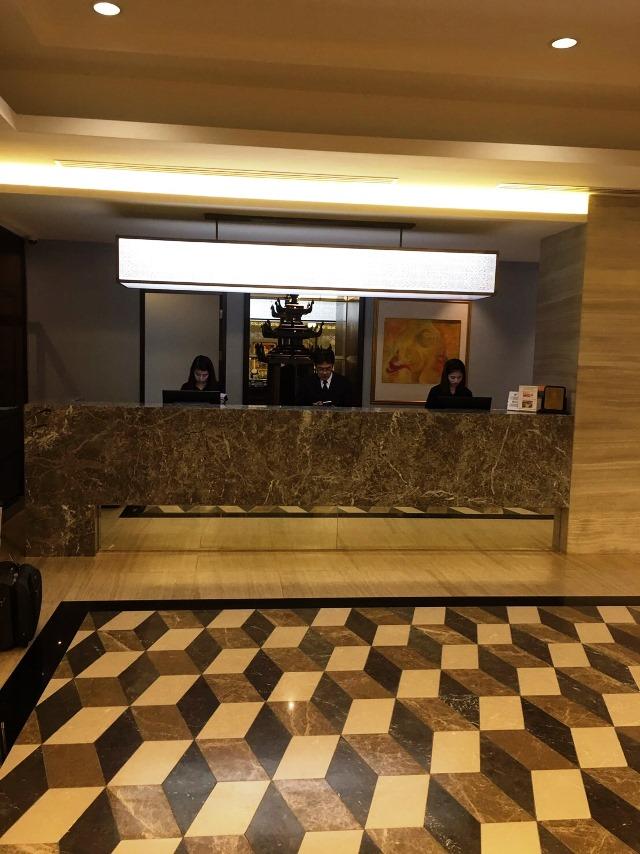 バンコク インドラホテル