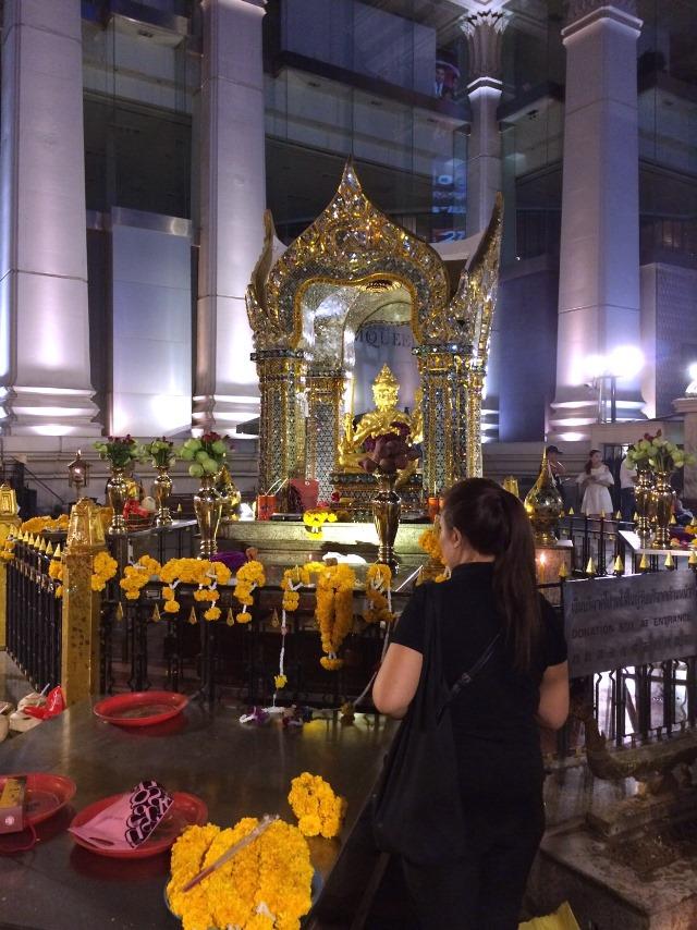 エラワン廟/バンコク