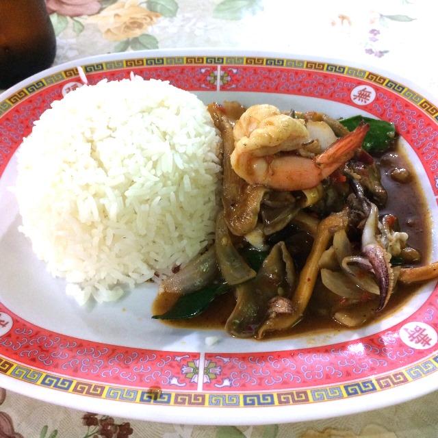 パッチャータレ―/タイ料理