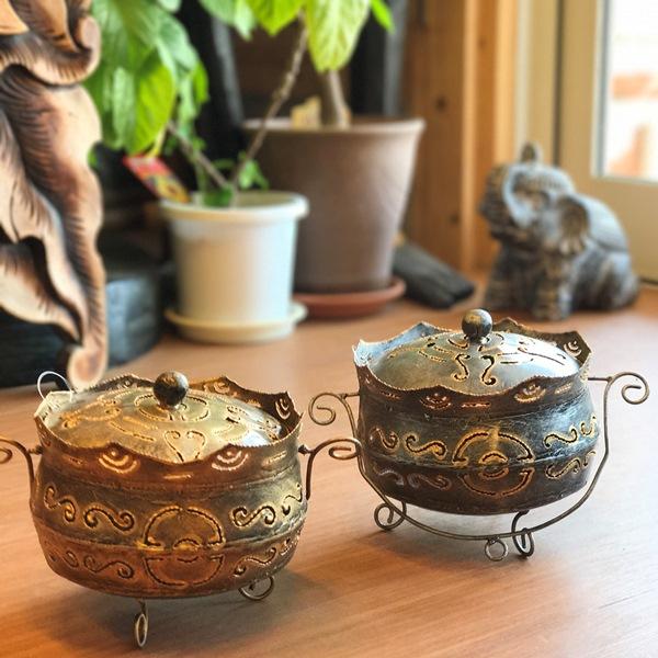 香取線香ホルダー/アイアン製