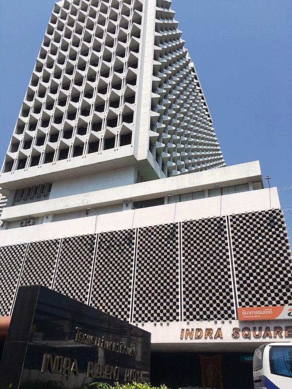 インドラホテル/バンコク仕入れ
