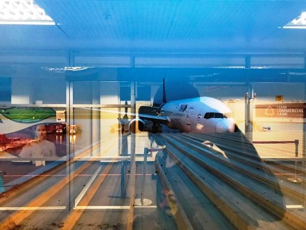 チェンマイ空港/アジアン雑貨バリタイ