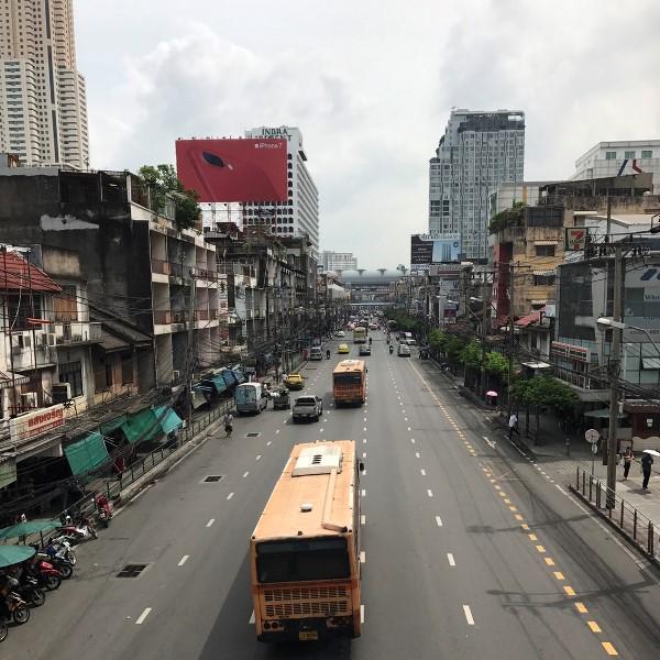 アジアン雑貨の仕入れにバンコクへ/2017.5