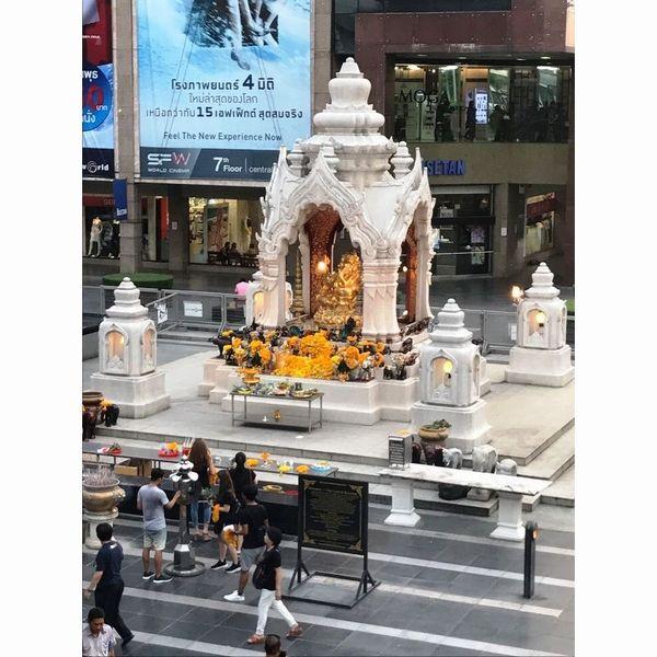 バンコク ガネーシャ像