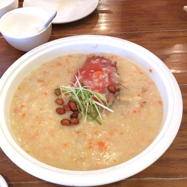 中華粥/ラオタ