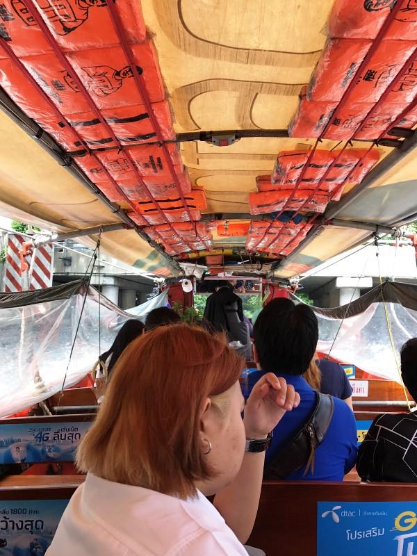 バンコ ク水上バス