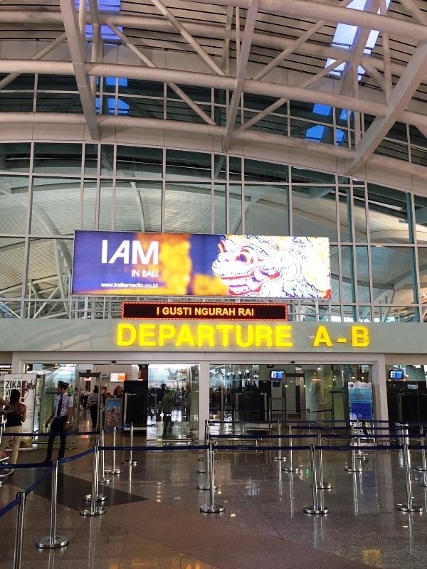 ングラ・ライ国際空港/デンパサール空港