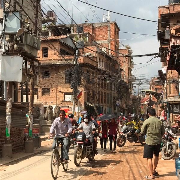 ネパール仕入旅/2017.5