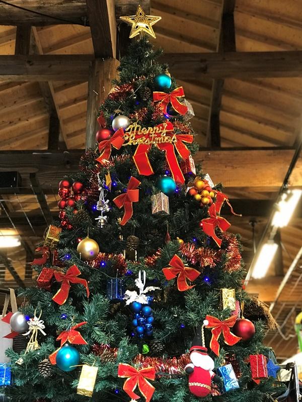 アジアン雑貨/クリスマスツリー