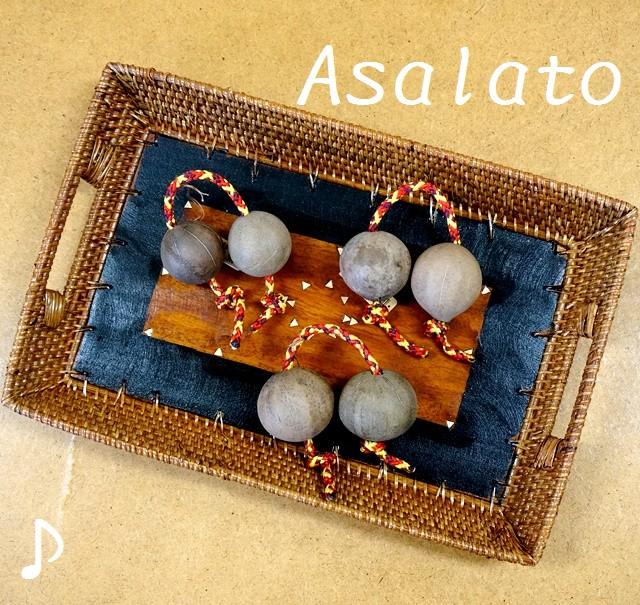 アサラト・パチカ/バリ楽器