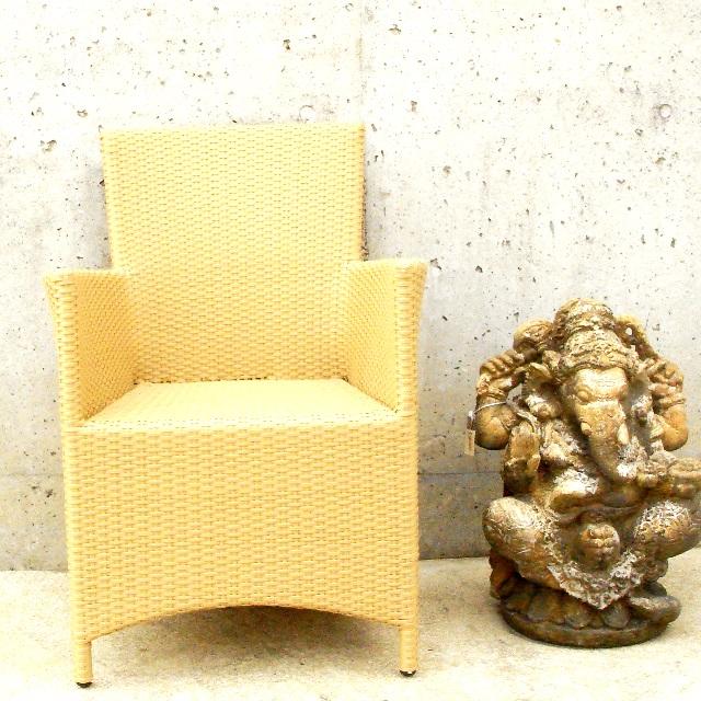 椅子/シンセティックラタン