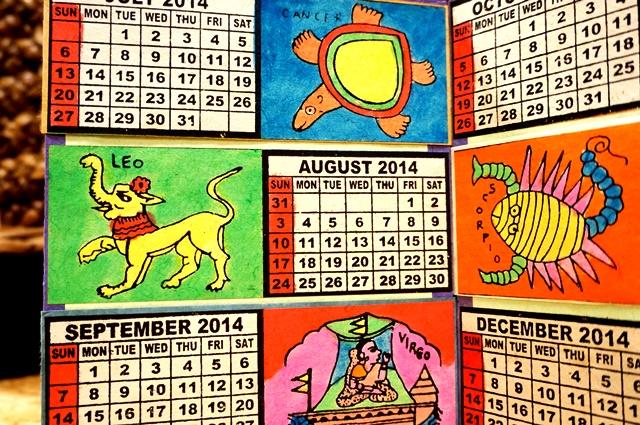 ネパール カレンダー