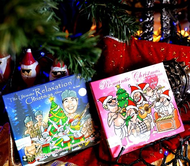 クリスマスCD/ガムランミュージック