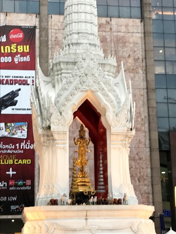 トリムルティ廟