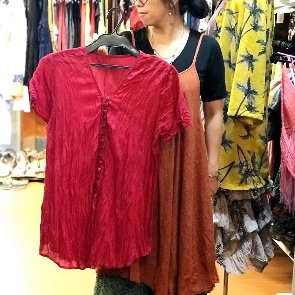 エスニックファッション/チェンマイコットン