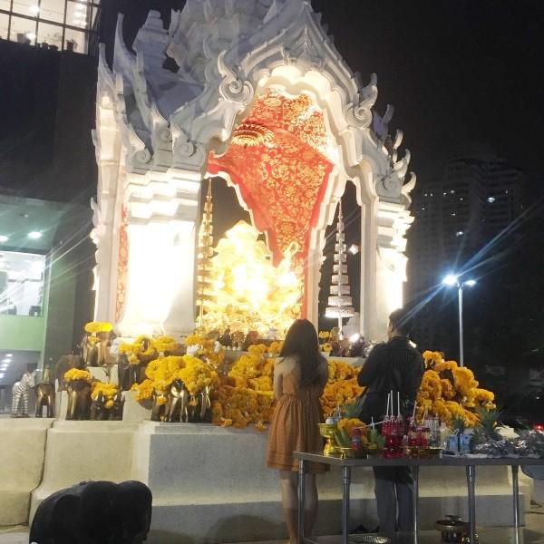 ガネーシャ廟