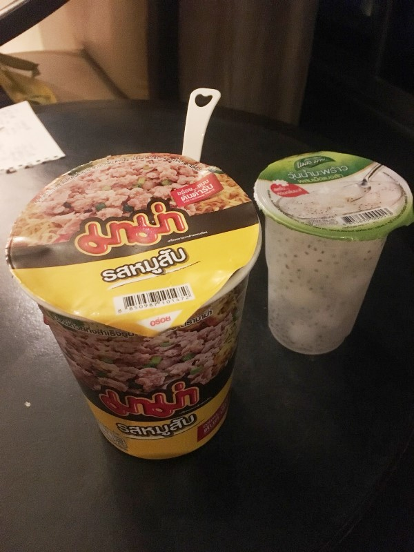 タイ カップ麺