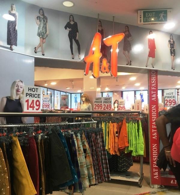 タイ ファッション