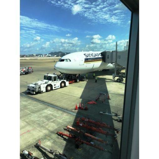 福岡空港/バリ仕入れ
