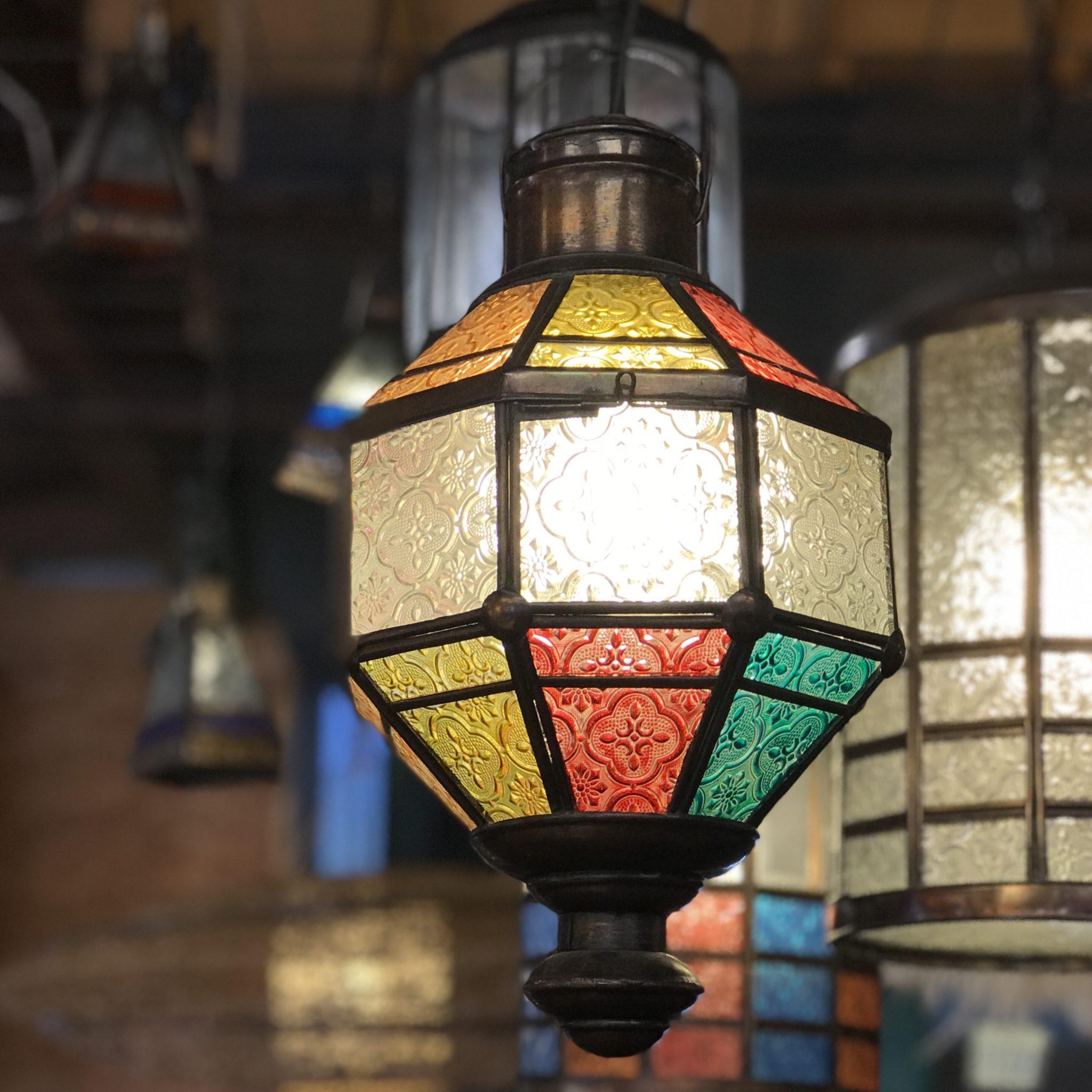 モロッカンランプ/アジアンライト