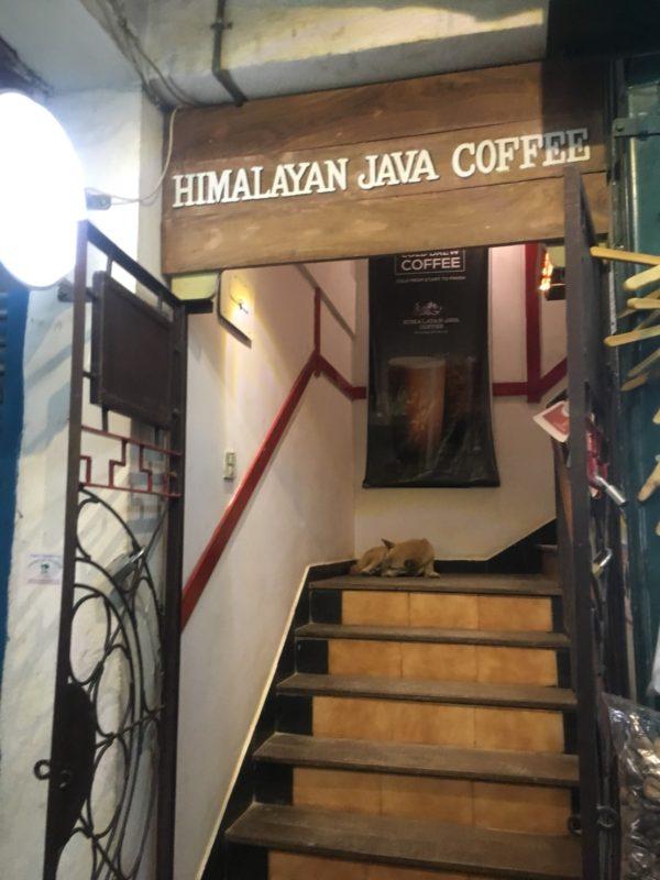 ヒマラヤンジャワコーヒー