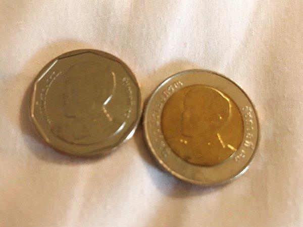 タイ コイン