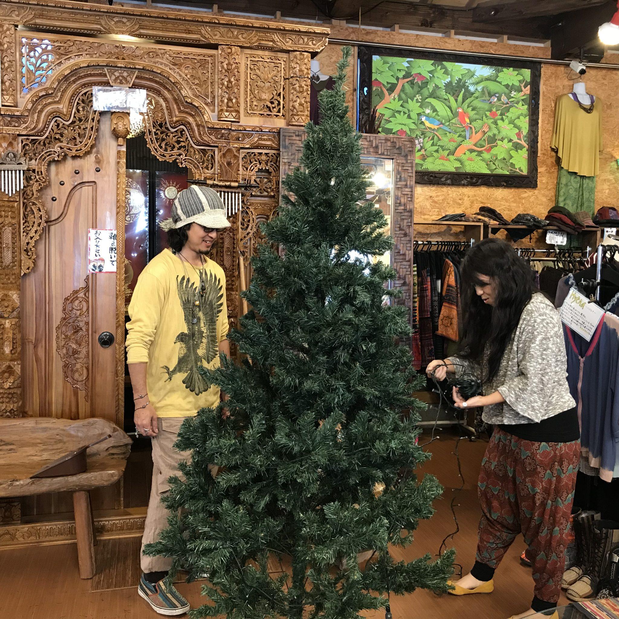 アジアン雑貨バリタイ/クリスマス