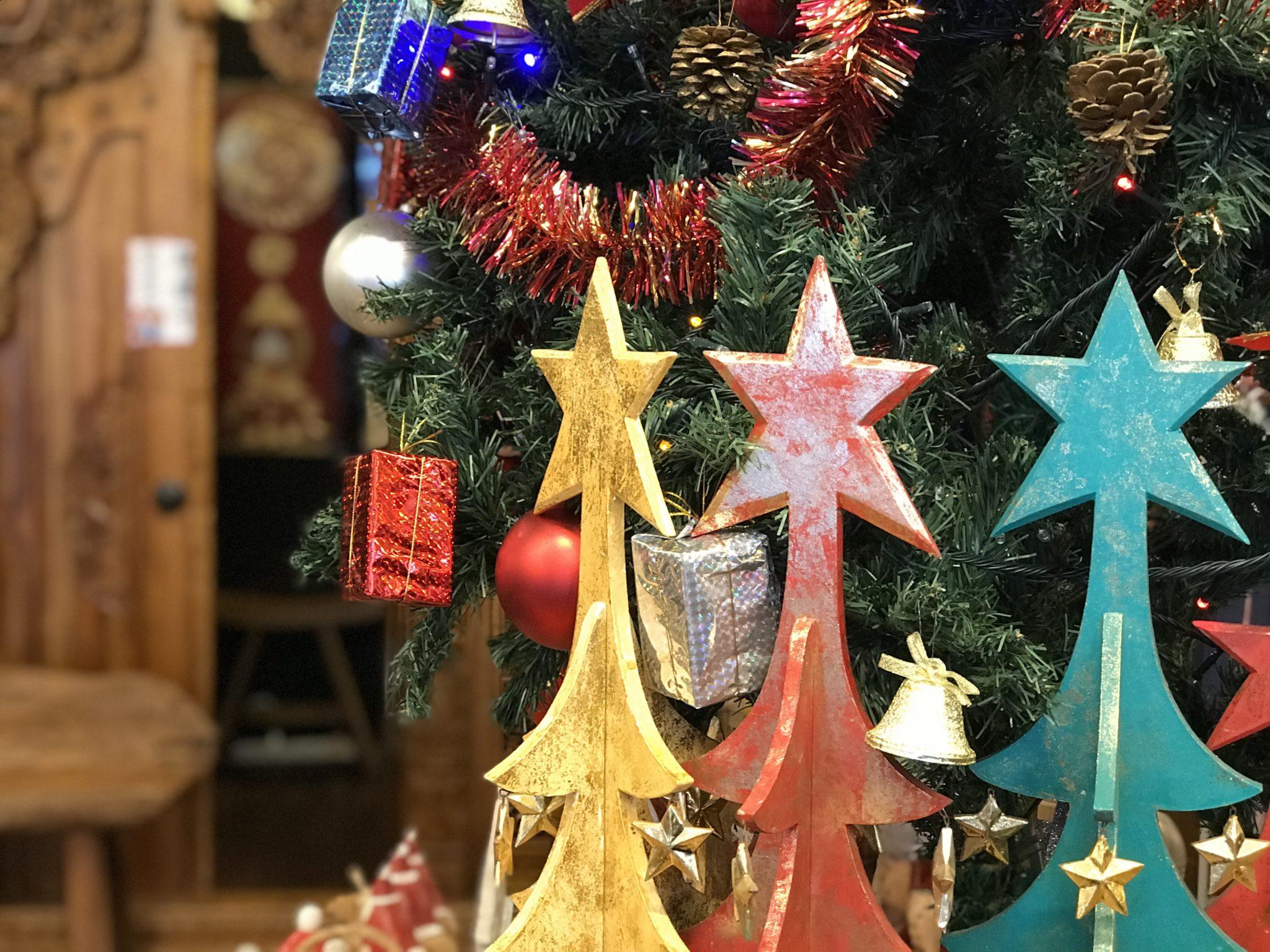 バリタイ クリスマス飾り