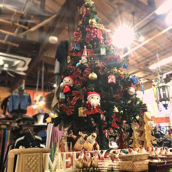 バリタイ クリスマスツリー