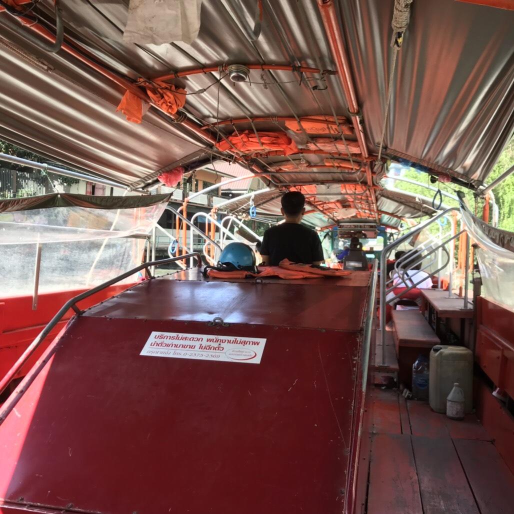 バンコク水上バス