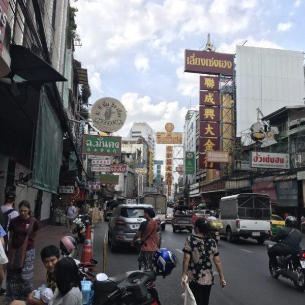 ヤワラート/バンコク中華街