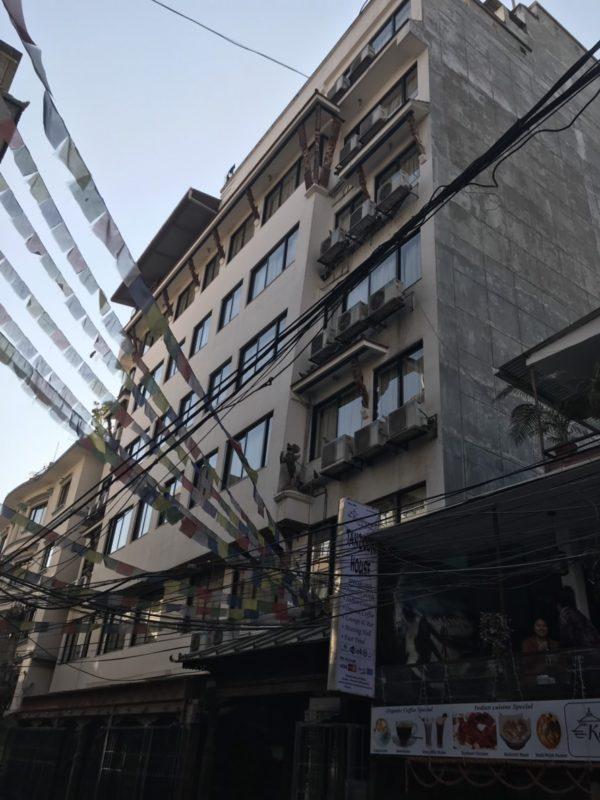 ホテル/ネパール タメル地区