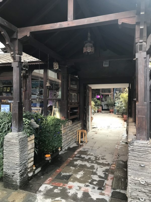 ホテル ホーリー ヒマラヤ/カトマンズ タメル地区