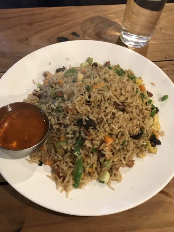 ネパール焼き飯