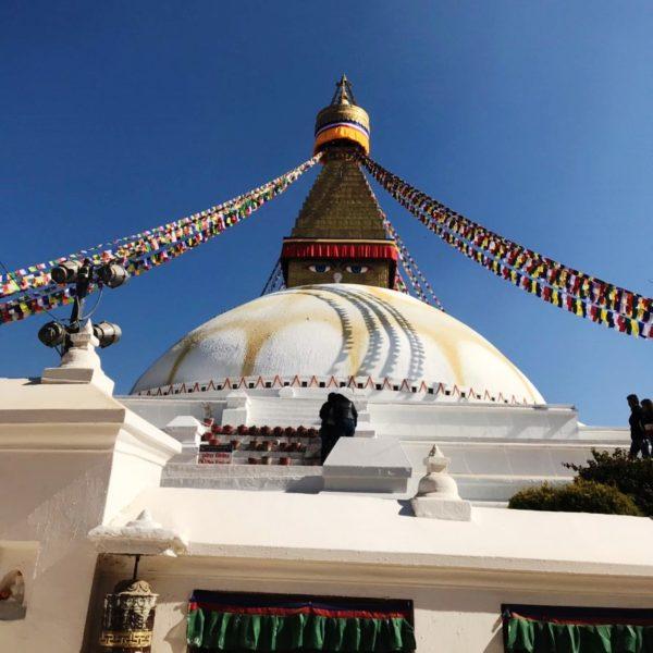 ネパール/ボダナート