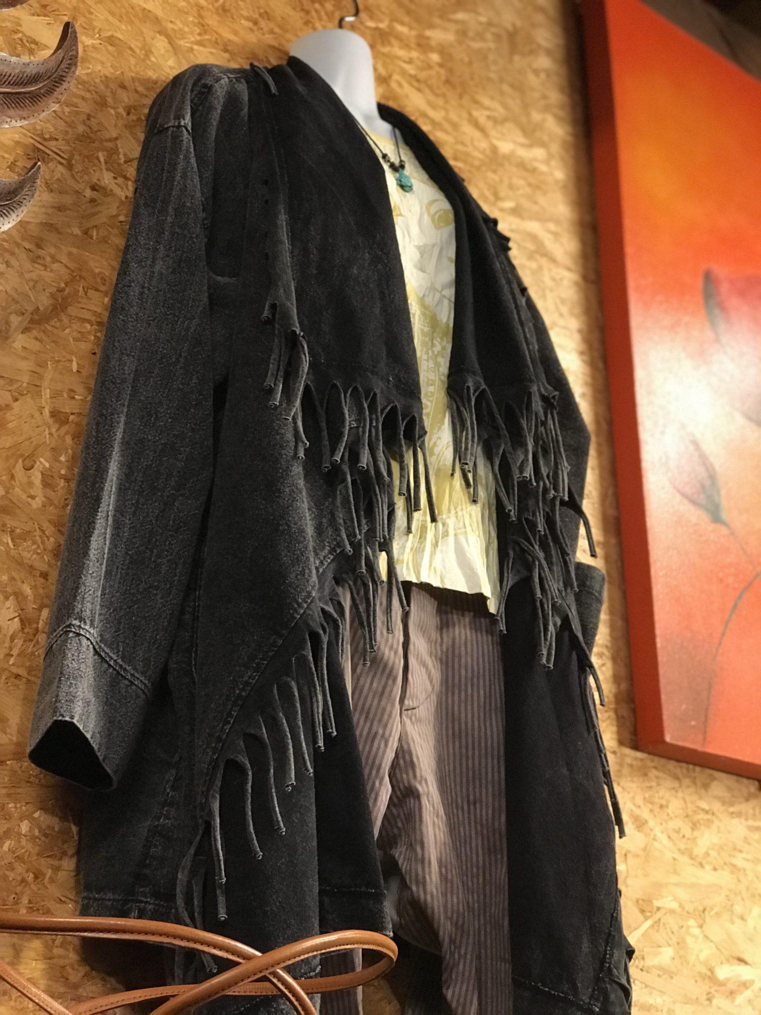 フリンジ/エスニックファッション