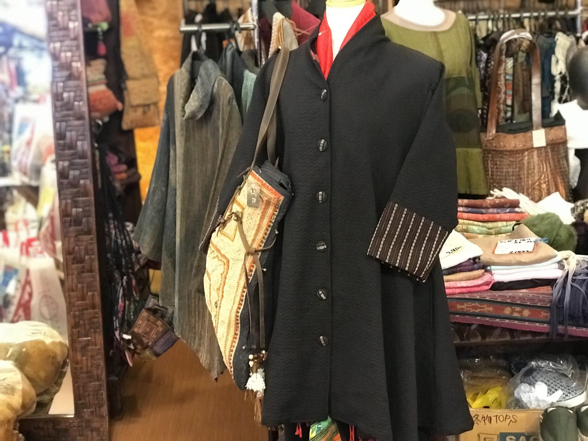 モン族コート エスニックファッション