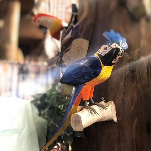 バリ雑貨/鳥雑貨