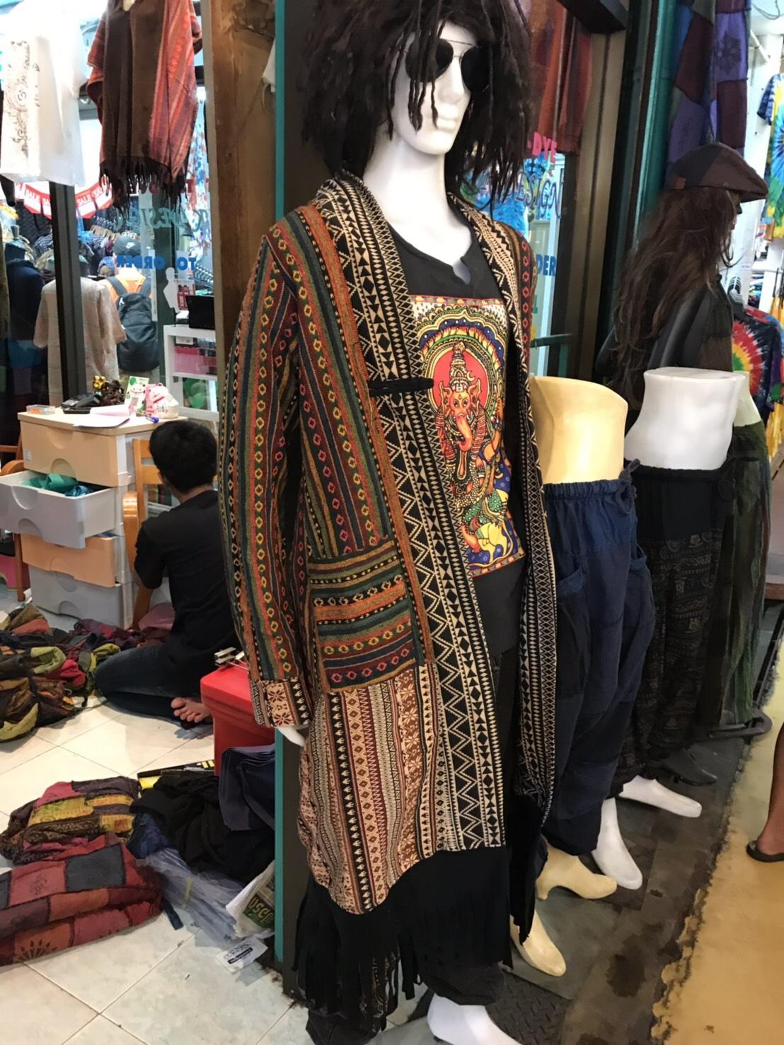 モン族衣装