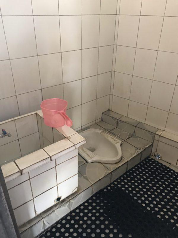 ウブド トイレ